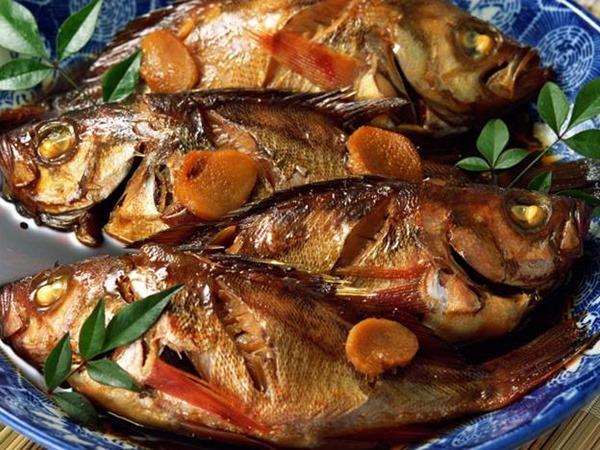 Правила приготовления рыбы