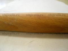 3. Тесто раскатать в пласты толщиной около 2 мм. Потребуется 6-7 таких пластов.