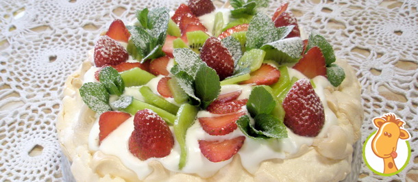 Торт «Анна Павлова»