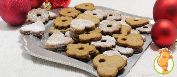 Новогодняя выпечка: имбирное печенье
